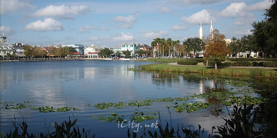 Celebration, Florida | iCity.net
