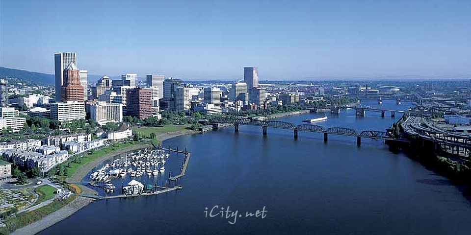 Portland, Oregon | iCity.net